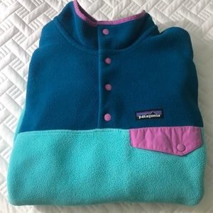 Patagonia W's Synchilla Snap-T Fleece Pullover
